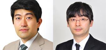 第63回NHK杯準々決勝 第1局 ▲森内俊之竜王名人 - △郷田真隆九段