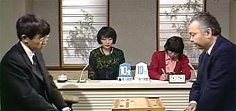 第38回NHK杯準々決勝 第1局 ▲羽生善治五段 – △加藤一二三九段