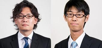 第56期王位戦挑決リーグ白組 ▲松尾歩七段 – △千田翔太五段