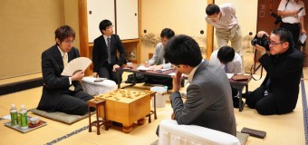 第56期王位戦挑戦者決定戦 ▲菅井竜也六段 – △広瀬章人八段