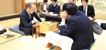 第78期A級順位戦 8回戦 ▲渡辺明三冠 – △糸谷哲郎八段
