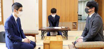 第62期王位戦挑決リーグ白組 ▲池永天志五段 – △長谷部浩平四段